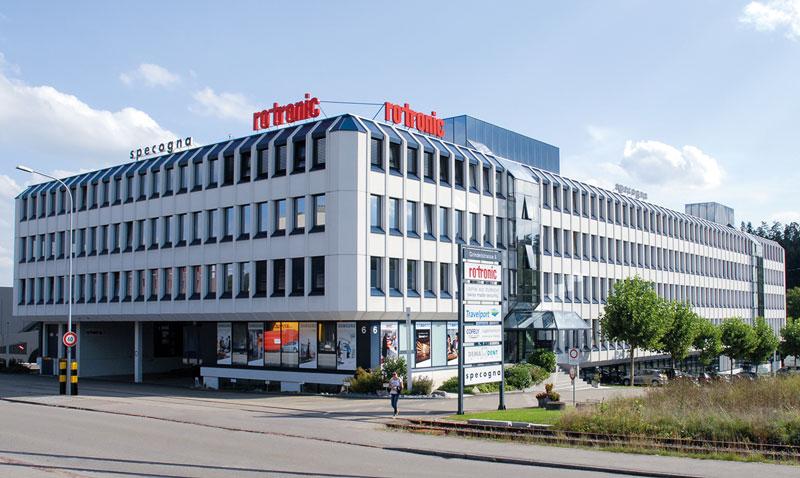 Rotronic HQ Bassersdorf