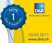 ROTRONIC mit Top-Rating von D&B!