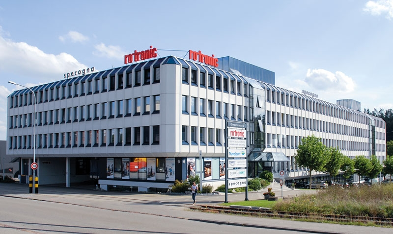 Rotronic Headquarter