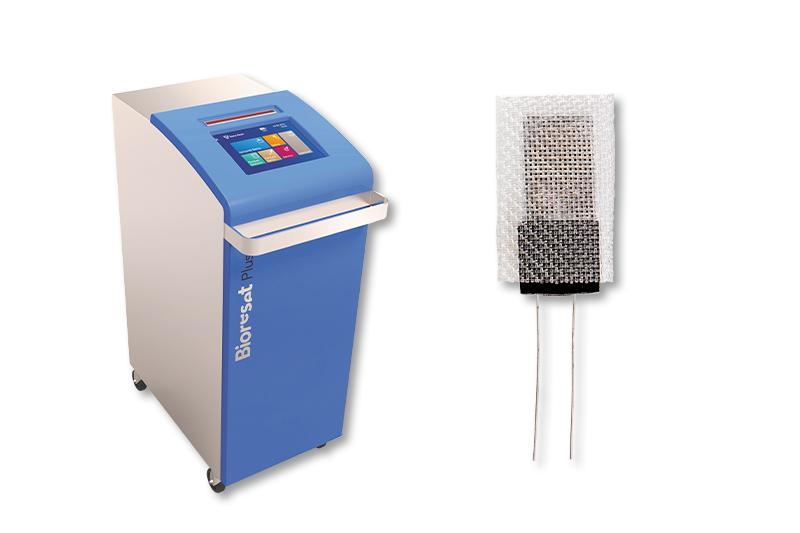 Decontamination: Rotronic probes for Amira