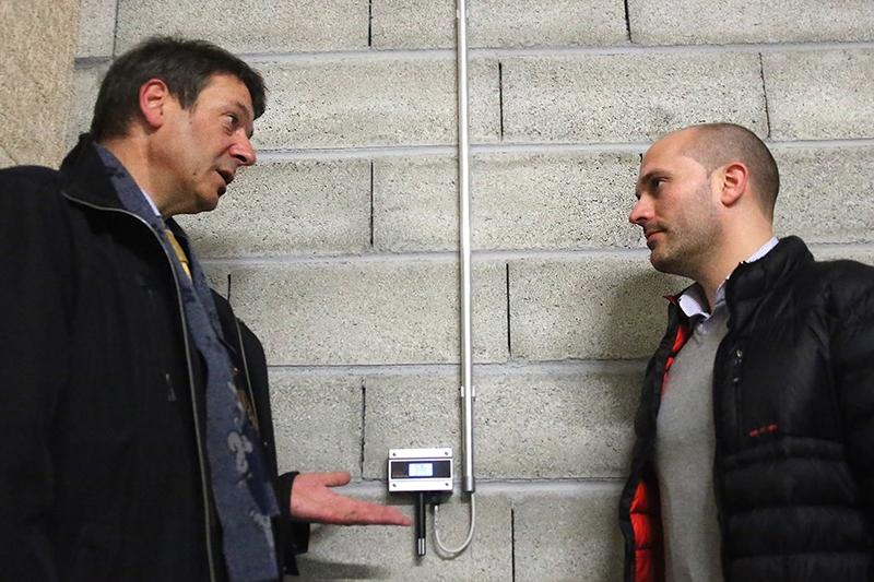 Marc Golay und Marcel Rohrbach