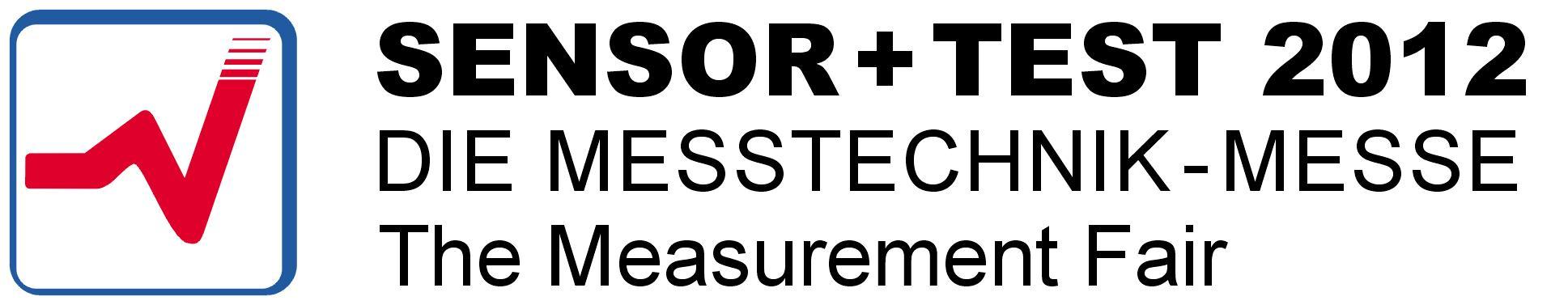 SENSOR+TEST 2012