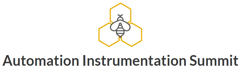 Automation Instrumentation Summit 2018