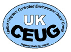 CEUG (Controlled Environment User Group) Meeting