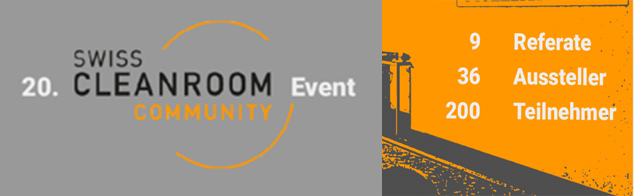 20. Swiss cleanroom community event