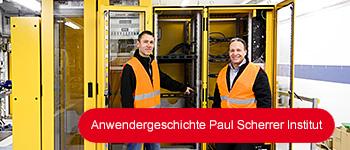 Exaktes Klima für sensible SwissFEL-Instrumente am PSI