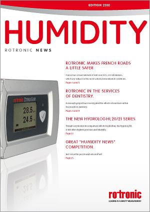 Humidity News 2010