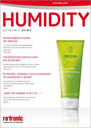 Humidity News 2009