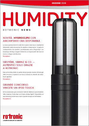 Humidity News 2008