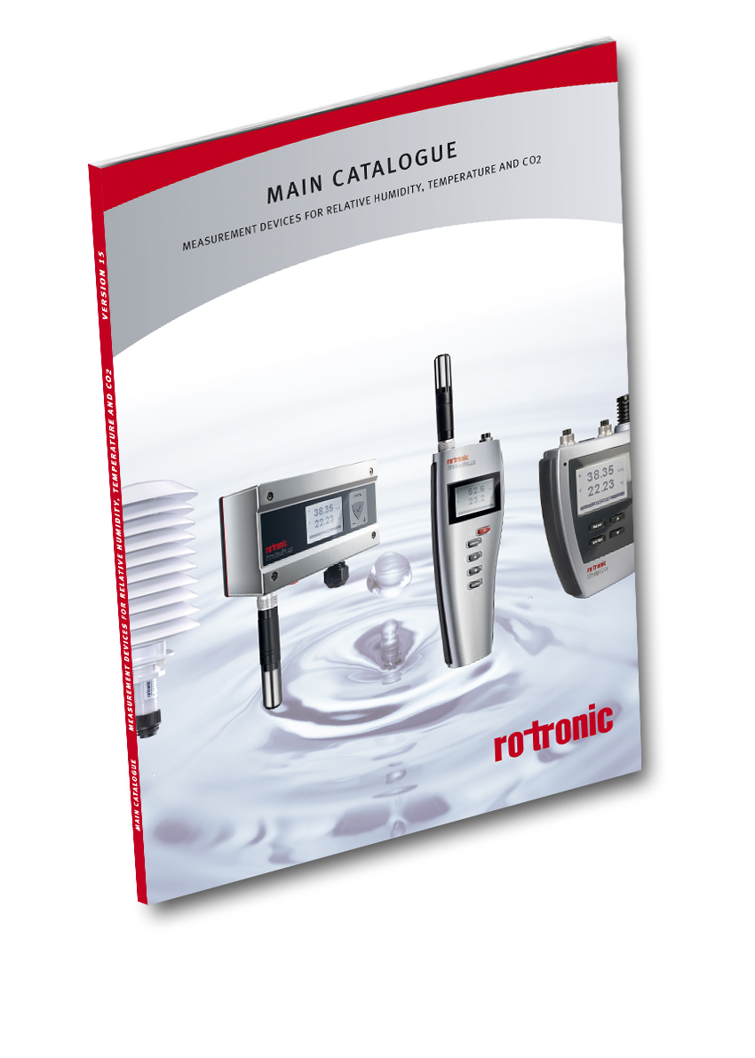 "New Product catalog ""Humidity, Temperature, and CO2 measurements"""