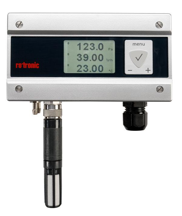 PF4 – Nuova versione con sonda di umidità e temperatura