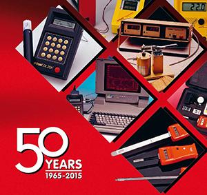 50 ans de Rotronic