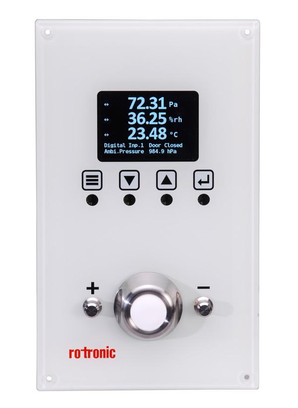 CRP5 per misurazioni affidabili nelle camere sterili