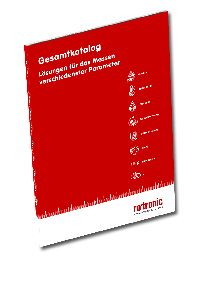 """Druckfrisch: Der neue Katalog """"Measurement Solutions"""""""
