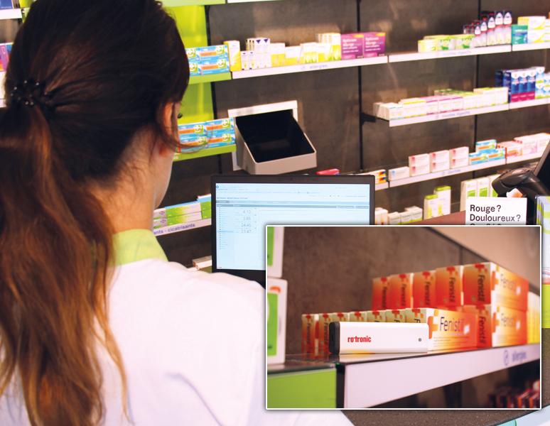 Monitoraggio della temperatura dei farmaci