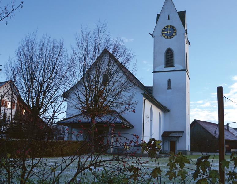 Schimmelprävention in denkmalgeschützter Kirche mit dem Rotronic Monitoring System RMS