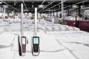 HP-GTS – HANDHELD MEASURING INSTRUMENT FOR THE PAPER AND TEXTILE INDUSTRIES