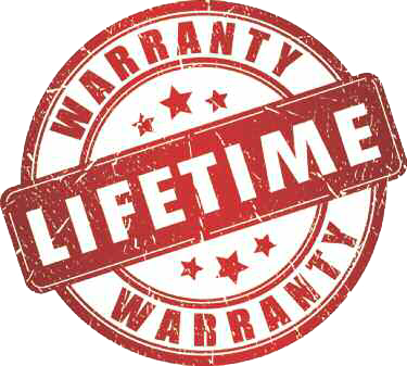 Rotronic Lifetime Warranty