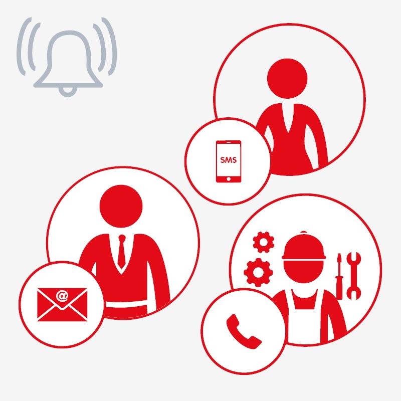Monitoring System - Allarme