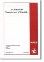 National Physical Lab (NPL) Guide to the Measurement of Humidity