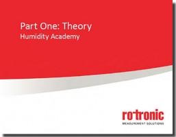 Humidity Theory