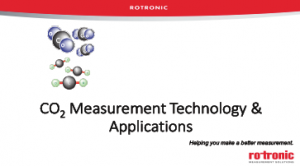 Product Webinar - Carbon dioxide Measurement Technology
