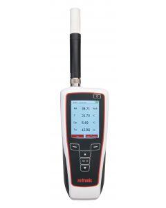 HygroPalm - HP32 - vielseitiges Handmessgerät für Feuchte und Temperatur