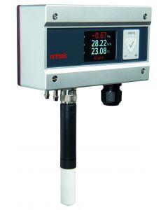 PF4/5 Differential-Pressure Transmitter