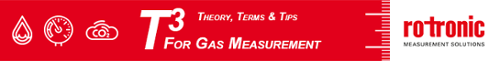 t3 - Theory, Terms & tips for Gas measurement eNewsletter